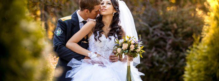 Профессиональная свадебная съемка