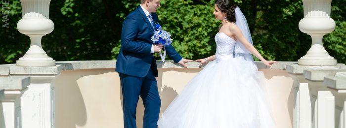 Съемка свадебного видеоролика