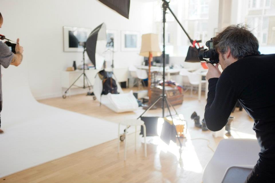 как устроиться в журнал фотографом снялась очень