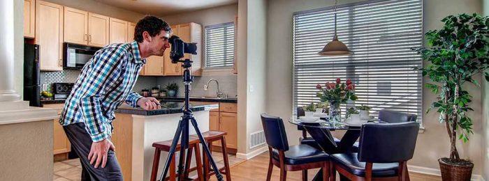 Видеосъемка недвижимости